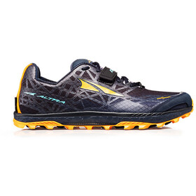 Altra King MT 1.5 Trail Running Shoes Herre black/orange